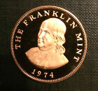 1974 The Franklin Mint Coin / Medallion          *NO RESERVE*