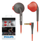 PHILIPS SHQ1200 ActionFit Sports Sweet resistant rain proof Earphone Headphones