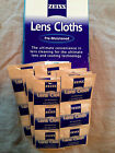 Zeiss Pre-Moistened Lens Cloths Wipes 24 ct, Free Shipping, New