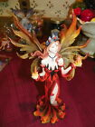 10 1/2 Inch Sexy Winged Woman Statue Figurine Figure Fantastic detail