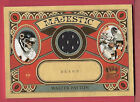 WALTER PAYTON 2010 CROWN ROYALE GAME USED JERSEY #d27 299 CHICAGO BEARS SWEET