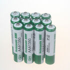12pcs AAA 1350mAh Ni-MH Rechargeable Batteries for camera toys