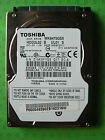 TOSHIBA 640GB MK6475GSX FOR PARTS OR REPAIR ONLY!