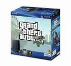 Sony Playstation 3 Super Slim Grand Theft Auto V 500 GB Black Console (NTSC)