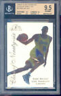 1996-97 flair showscase class of ninety-six #4 KOBE BRYANT rookie BGS 10 9.5