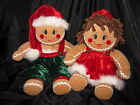 Gingerbread Scented Dolls Boy Girl 19