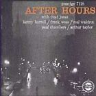 After Hours by Kenny Burrell/Wess/Frank Wess/Thad Jones *New CD*
