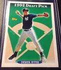 Derek Jeter 2010 Topps Cards Your Mom Threw Out card #CMT-42