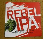 SAMUEL ADAMS REBEL IPA beer EMBOSSED TIN SIGN brewed for the revolution NEW