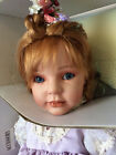 Bettina Doll by Donna RuBert Porcelain Doll 28