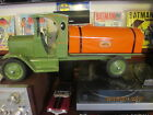 1920's Gendron Sampson Pressed Steel Tank Oil Truck Scarce Never See Another One