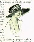 1920s Womans Institute of Domestic Arts Book 119 Individuality in Millinery