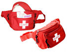 FANNY PACK WAIST HIP BAG WITH GUARD LOGO LIFEGUARD EMT EMS TRAVEL POUCH