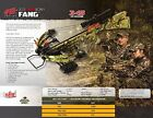 NEW 2015 PSE FANG CROSSBOW PACKAGE MOSSYOAK IF CAMO 345FPS