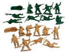 30 Army Military Soldiers Army Men 2 Colors