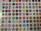 Wholesale 1000(pcs)x New Home Button Sticker For iPhone4(S) 5(S) Ipod Ipad2 3 4