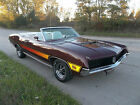 Ford  Torino Grand Touring 4 Speed Convertible 1971 ford torino gt 4 speed convertible