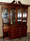GORGEOUS American Drew Mahogany Lighted