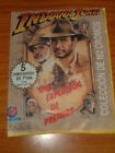 sobre cromos cards Indiana Jones and the last crusade spain