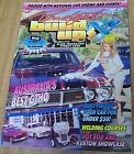 Car Magazine Budget BUILD UPS Vol 2 No4 1991 In very good condition