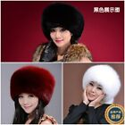 Vogue Womens Handmade Imitation Fox Fur Ring Mink Headband Hat 3Colors U Pick