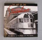 Art of Streamliner Passenger Train Journal Pullman Budd Burlington Zephyr Dome