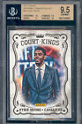 2012 panini national convention vip #4 KYRIE IRVING rookie BGS 10 9.5 9 10