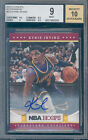 2012-13 hoops autographs #223 KYRIE IRVING rookie BGS 9 (9.5 8.5 9 9.5) auto 10
