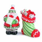 Fitz and Floyd Stocking Stuffers Salt and Pepper