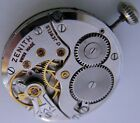 Zenith 40T 17 jewels watch movement for part ... serial 5660082