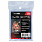 2,500 2500 Ultra Pro Sports Card Soft Penny Sleeves FREE SHIPPING WHOLESALE