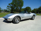 Chevrolet  Corvette Convertible 1968 corvette convertible no reserve matching numbers 4 speed 101 pics l k