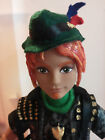 Handmade OOAK Custom Ever After High boy doll-Only (1) doll - Sparrow Hood
