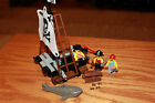 Lego Pirate Set 6261 RAFT RAIDERS From 1992 RARE 100% Complete Retired Skull