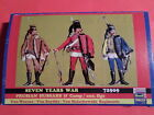 BUM 1:72 #72909 Seven Years War Prussian Hussars & Camp / Aux Figures