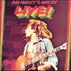 Live! by Bob Marley/Bob Marley & the Wailers (CD, Jan-1994, Tuff Gong)
