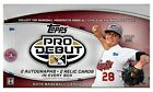 2014 Topps Pro Debut Baseball Factory Sealed Hobby Box - Brand New