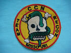 VIETNAM WAR PATCH,  US 5th Special Forces Group MACV-SOG RT MISSOURI CCN