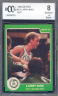 1984-85 star #12 LARRY BIRD MVP celtics BGS BCCG 8