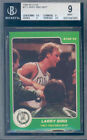 1984-85 star #12 LARRY BIRD MVP celtics BGS 9