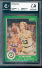 1984-85 star #1 LARRY BIRD celtics BGS 8 8.5 8.5 7