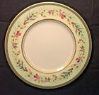 NEW Fitz & Floyd Classic Choices WINTER HOLIDAY Garland salad Plate