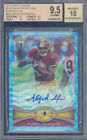 2012 topps chrome blue wave refractors autograph #bwaam ALFRED MORRIS BGS 9.5 10