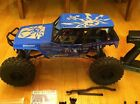 Axial wraith poison spyder ,vanquish,rc rock crawler completely upgraded