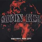 Greatest Hits Live by Saigon Kick  CD, Aug-2000, Dead Line Music)