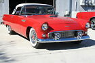 Ford  Thunderbird Hard Top  Continental Kit 1956 ford thunderbird convertible body off quality restoration continental kit
