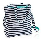 Thirty one Retro Metro Fold Over Utility tote shoulder Bag 31 in nave wave new i