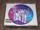 NEW FACTORY SEALED Crystal Ball by Prince 4 Discs CD Box Set - Cracked Case