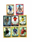 2013 Bowman ADDISON RUSSELL mini GOLD REFRACTOR #50 50 card CHICAGO CUBS