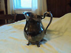 1883 F. B. Rogers Silver Plated Pitcher